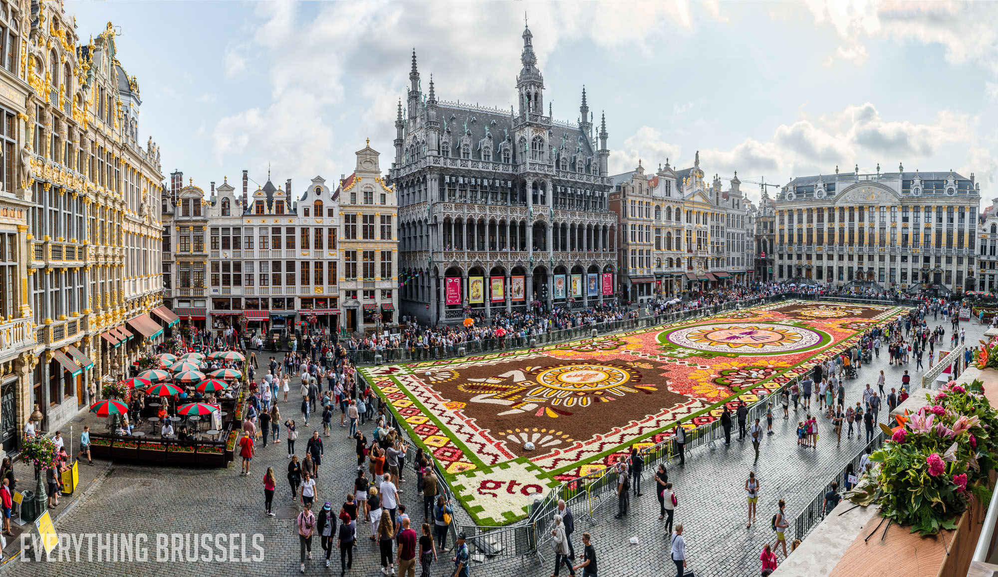 Flower Carpet, Grand Place