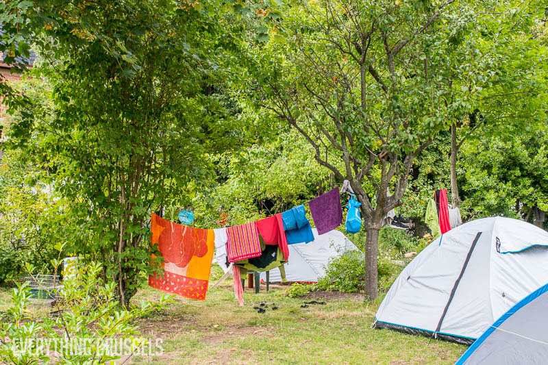 Camping Ciel Ouvert, Brussels