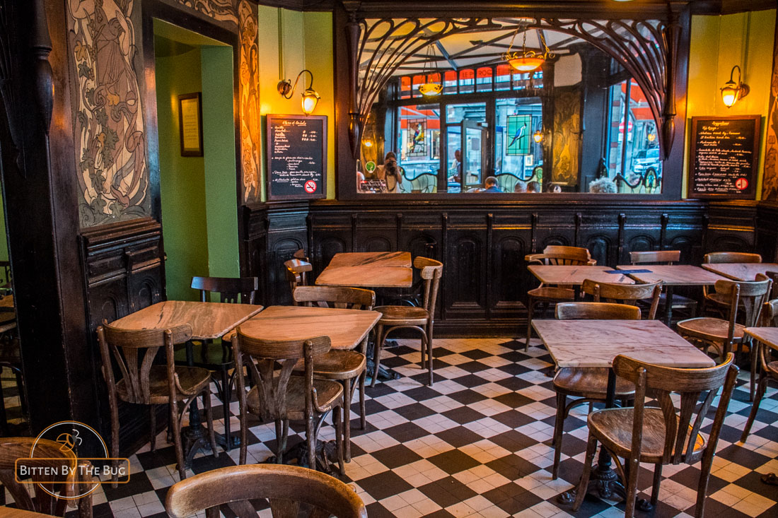 Best restaurants in the Marolles, Brussels