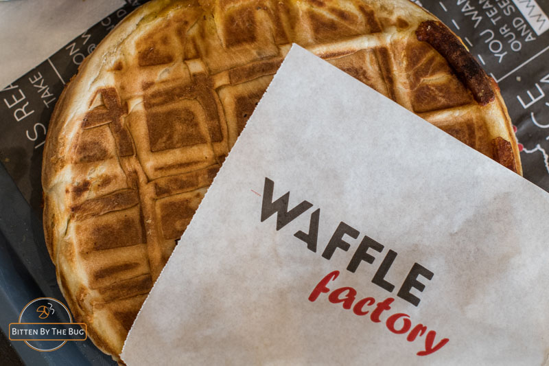 Waffles in Brussels, The Waffle Factory