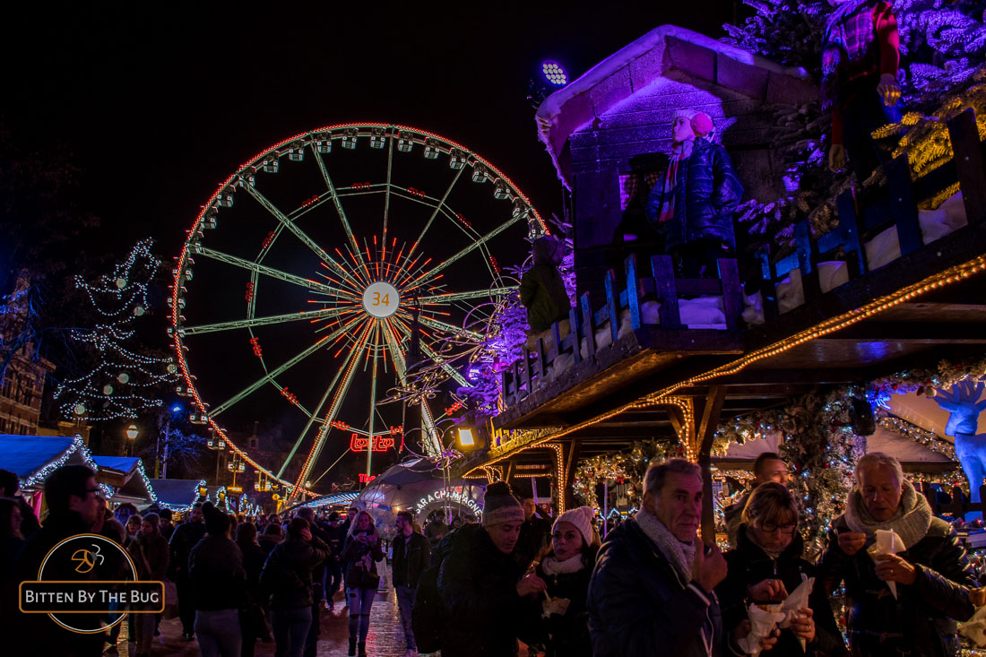 Big Wheel - Brussels Christmas market
