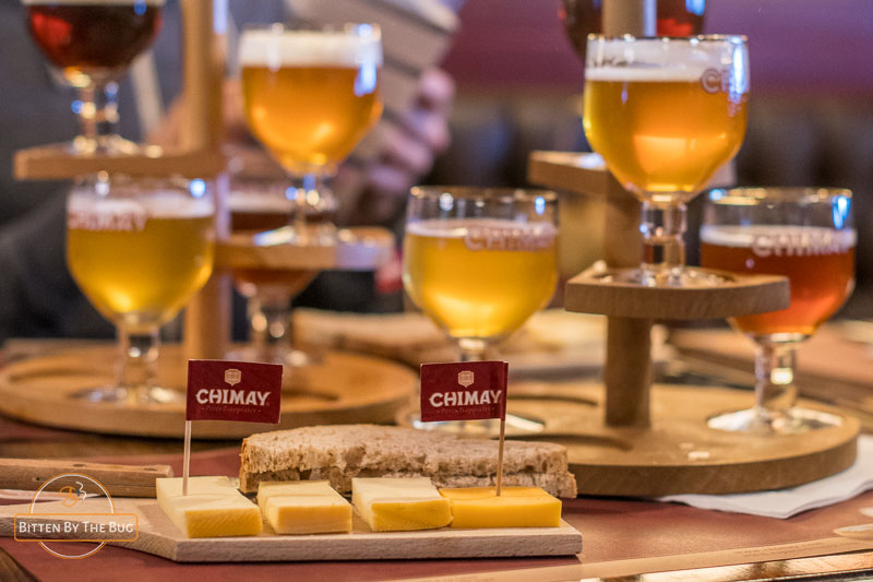 A day in Chimay, Wallonia