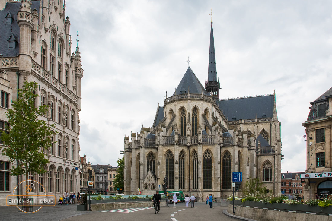 Saint Peter's church, Leuven