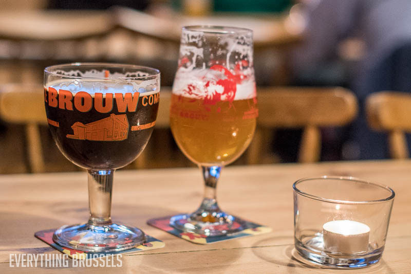 Seef Brewery and taproom, Antwerp