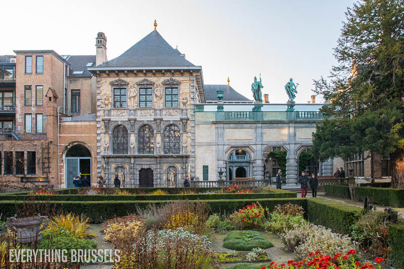 Rubens House, Antwerp