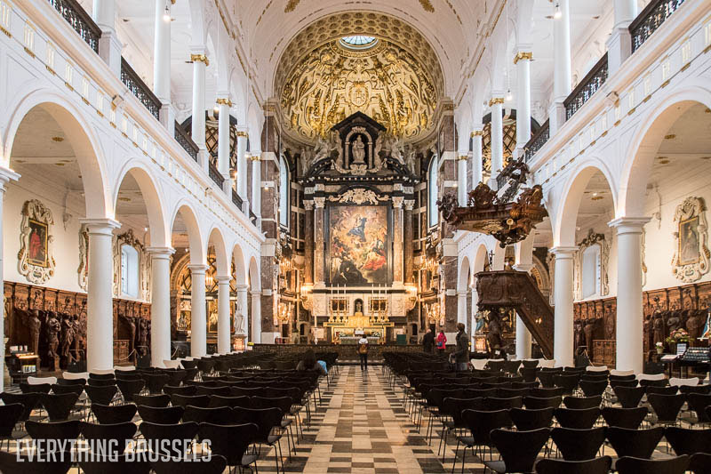 St. Charles Borromeo Church, Antwerp