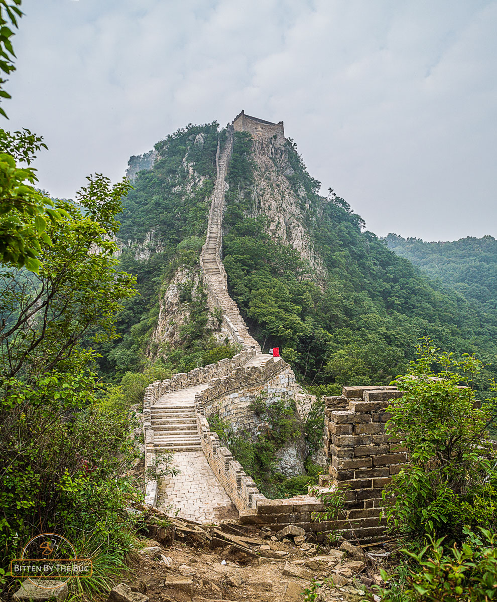 The Great Wall of China - Jiankou section