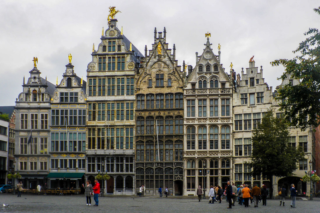 Places to visit in Belgium - Antwerp