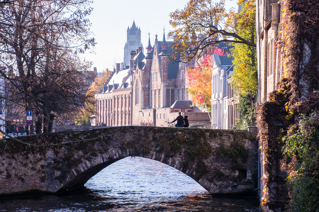 Places to visit in Belgium - Bruges
