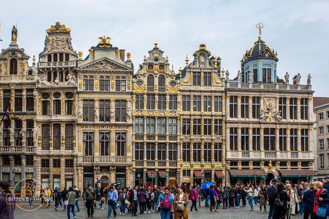 Main sights in Brussels - Grand Place