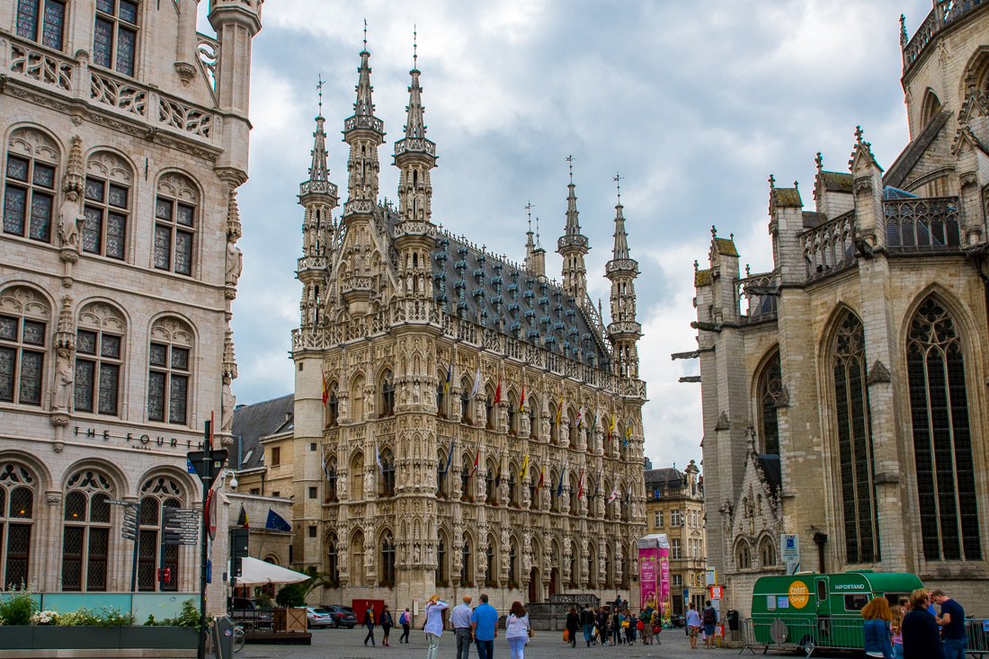 Places to visit in Belgium - Leuven