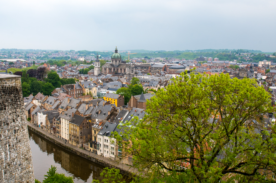 Places to visit in Belgium - Namur